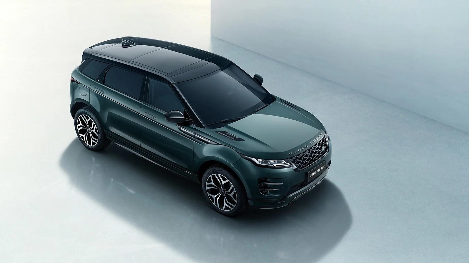 Phiên bản Range Rover Evoque L dài hơn ra mắt thị trường Trung Quốc