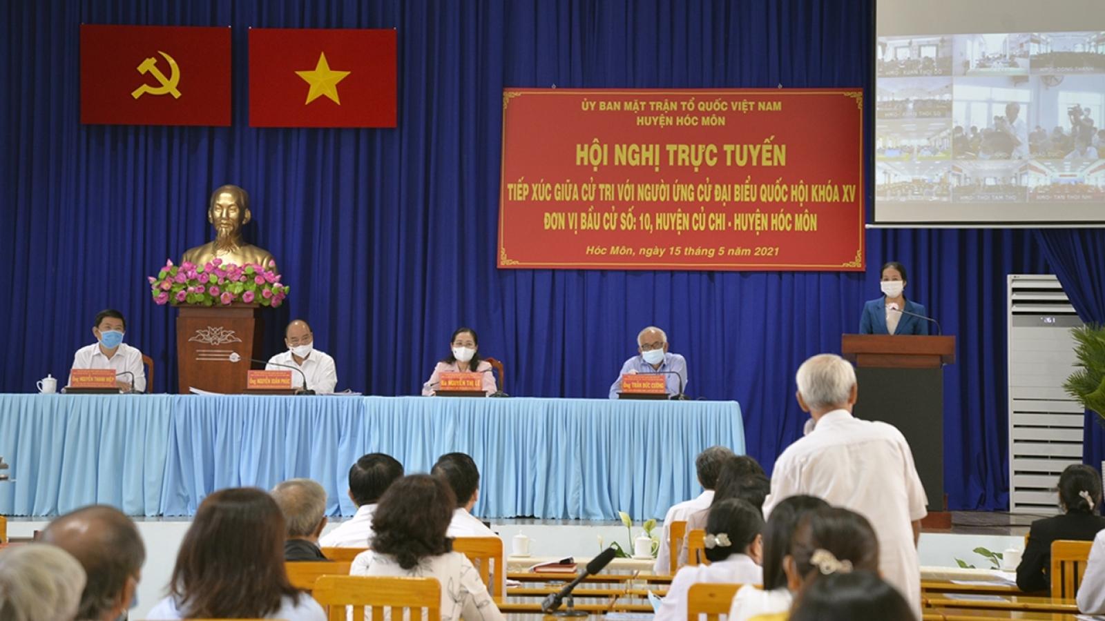 Đoàn Đại biểu Quốc hội TP.HCM không tiếp xúc cử tri sau kỳ họp thứ nhất