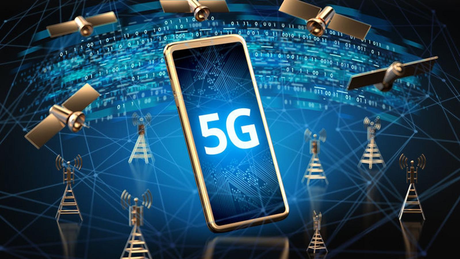 Hàn Quốc dẫn đầu về tốc độ 5G, gấp 10 lần Mỹ