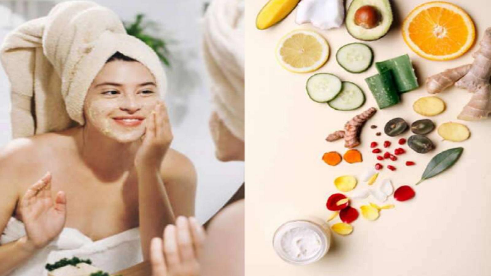 Chăm sóc da: Công thức làm mặt nạ tại nhà cho mọi làn da