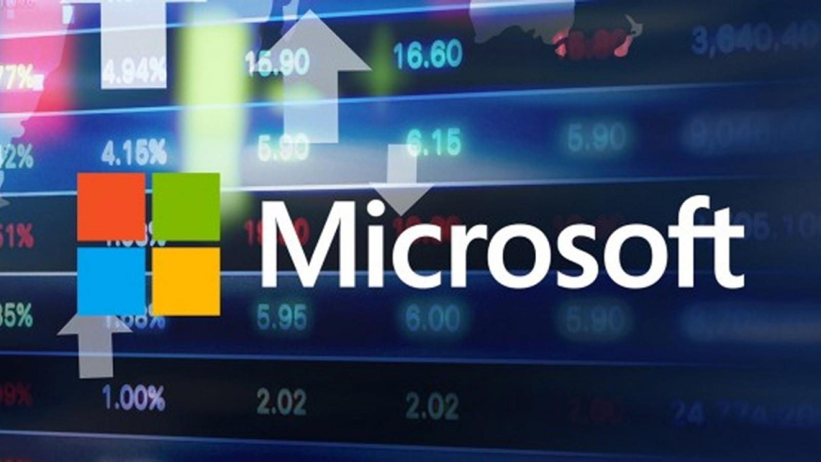 Doanh số bán hàng 46,2 tỷ USD trong quý 2, Microsoft đạt lợi nhuận cao nhất