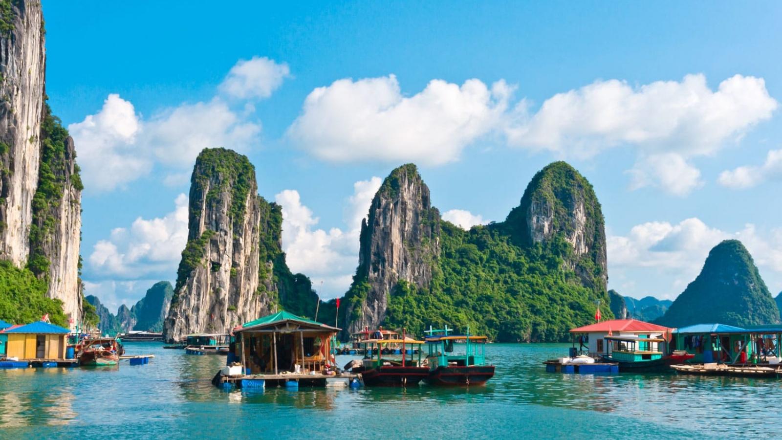 Cua Van of Quang Ninh among world's top 25 most beautiful villages