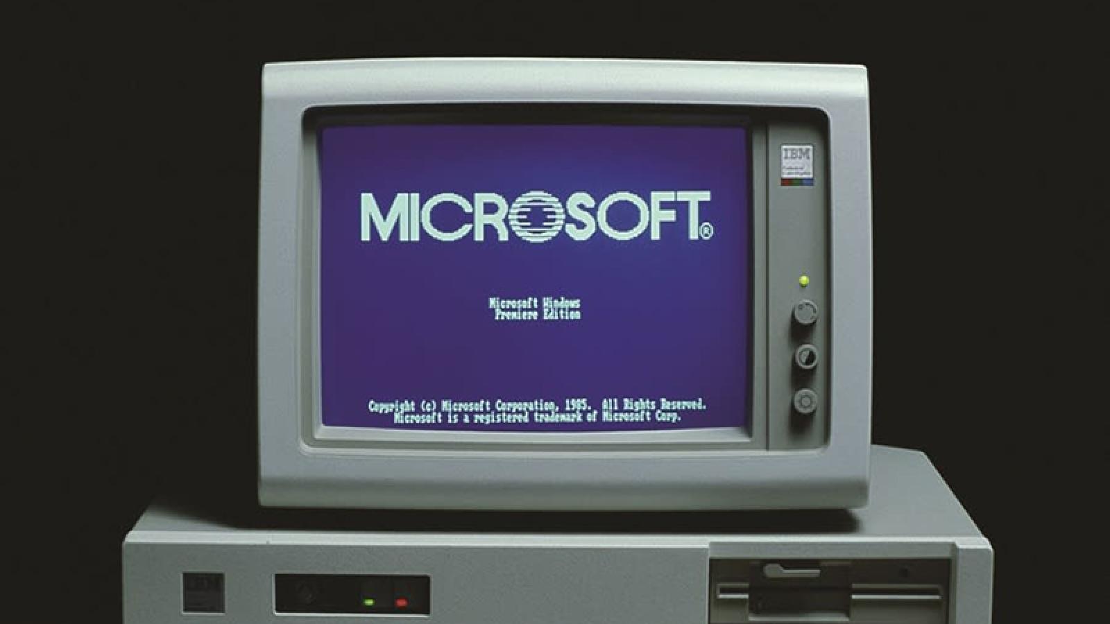 Cách Microsoft giữ Windows đứng đầu trong hai thập kỷ