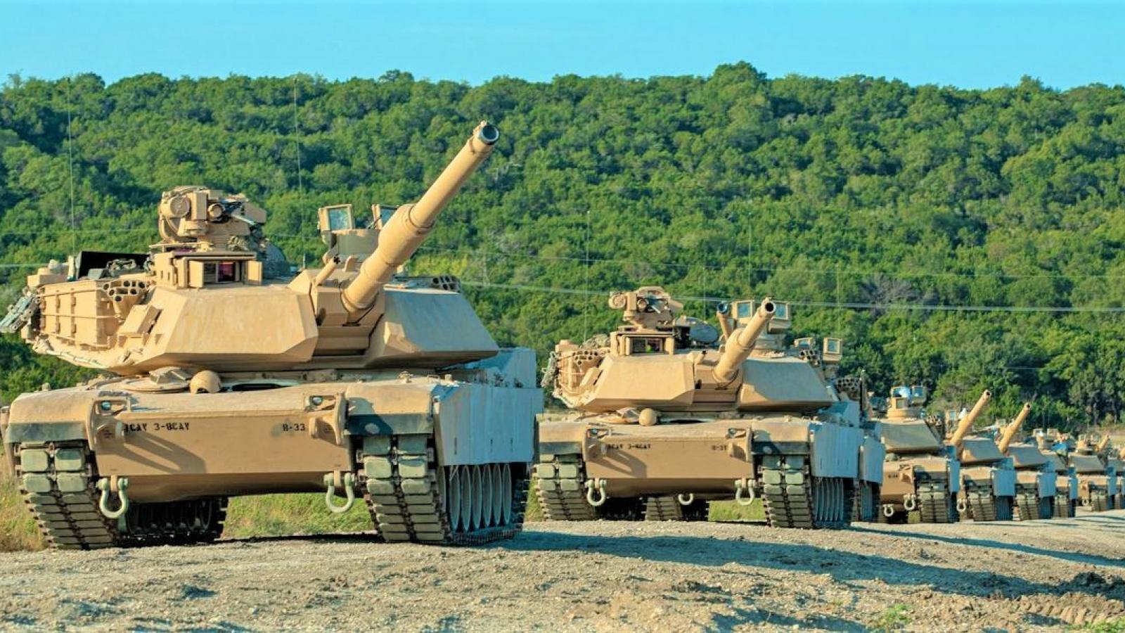 Toan tính của Ba Lan trong thương vụ mua xe tăng Abrams của Mỹ