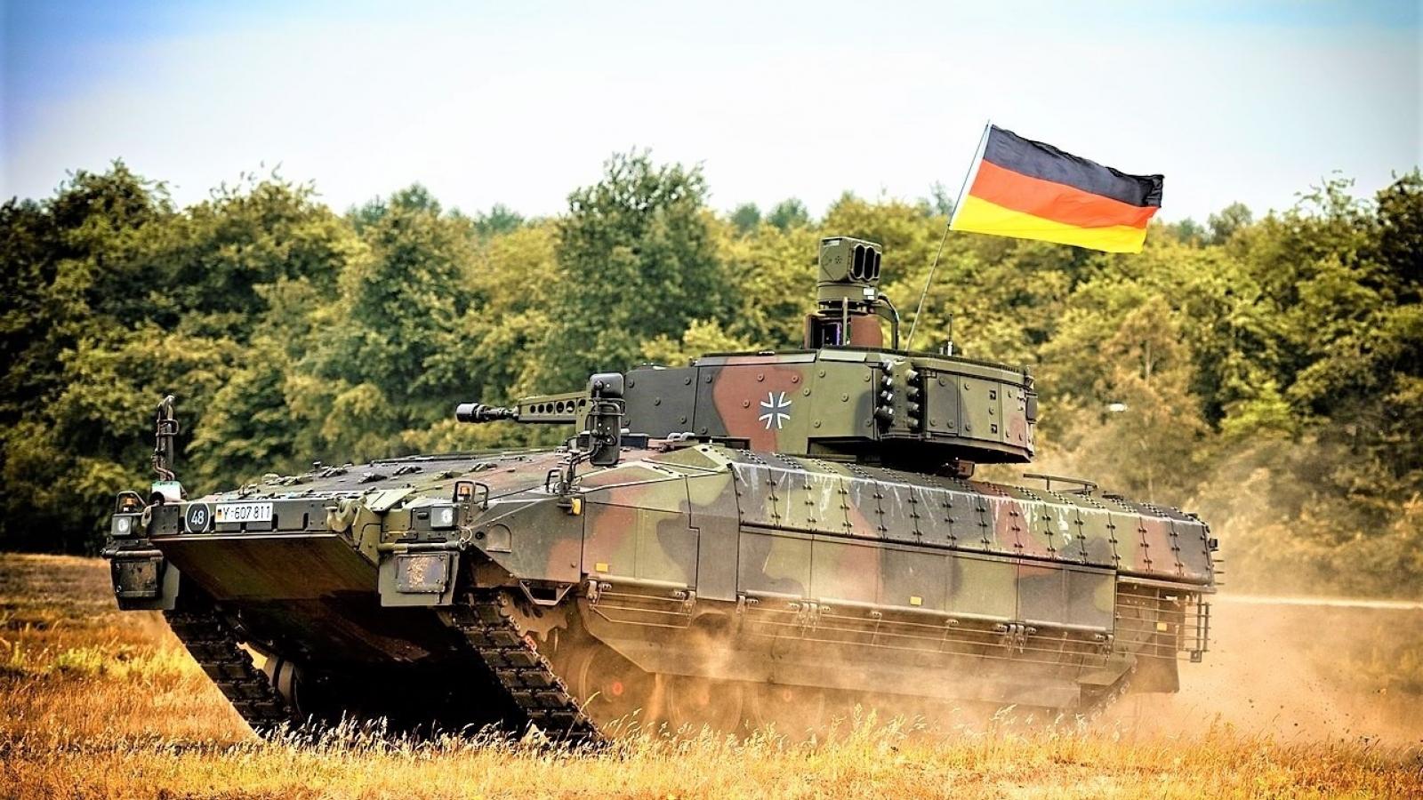 Đức vung tiền nâng cấp xe chiến đấu bọc thép Puma