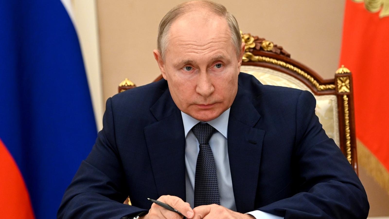 Nền kinh tế Nga phục hồi về mức trước khủng hoảng