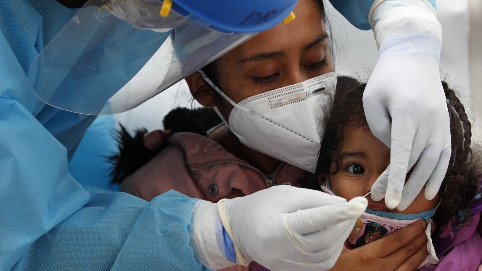 Diễn biến dịchCOVID-19 ở châu Mỹ Latin tiếp tục xấu đi