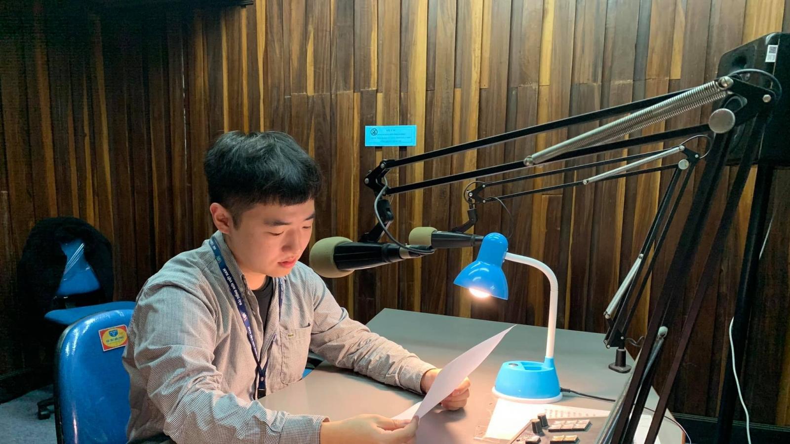 Chàng trai Hàn Quốc gửi 20 triệu đồng ủng hộ người dân TP.HCM chống dịch