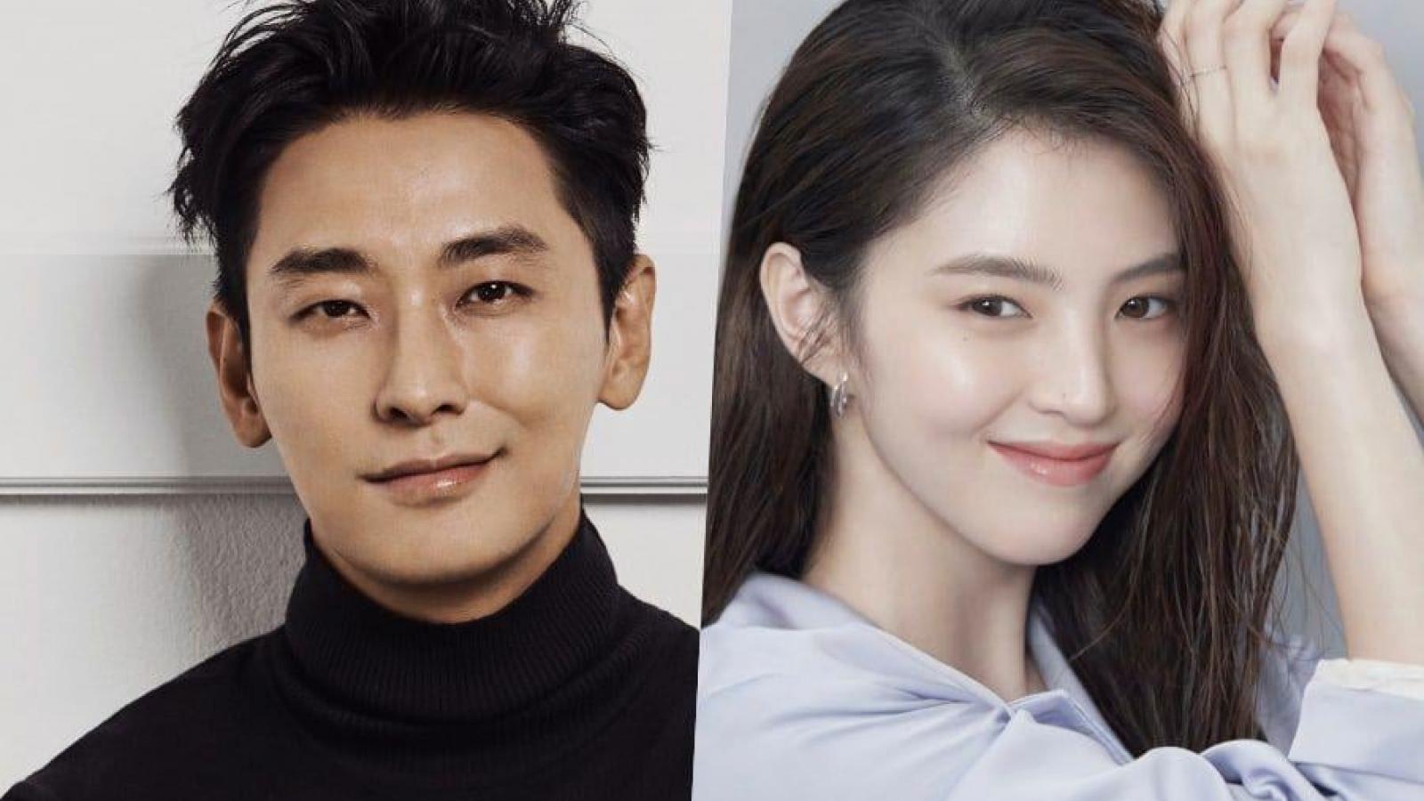 """Han So Hee nên duyên cùng """"Thái tử Kingdom"""" Ju Ji Hoon trong phim mới"""