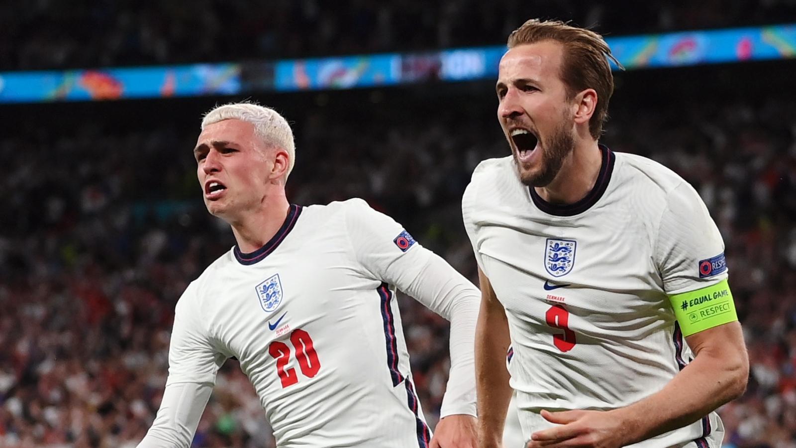 Ngược dòng đả bại Đan Mạch, ĐT Anh thẳng tiến trận chung kết EURO lịch sử