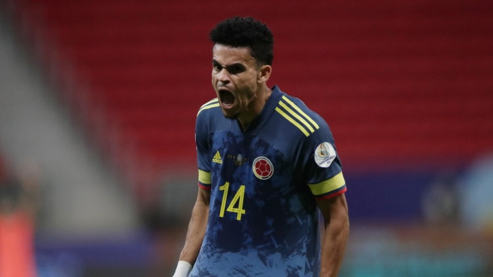 Siêu phẩm ở phút 90+3 giúp Colombia giành hạng Ba ở Copa America 2021