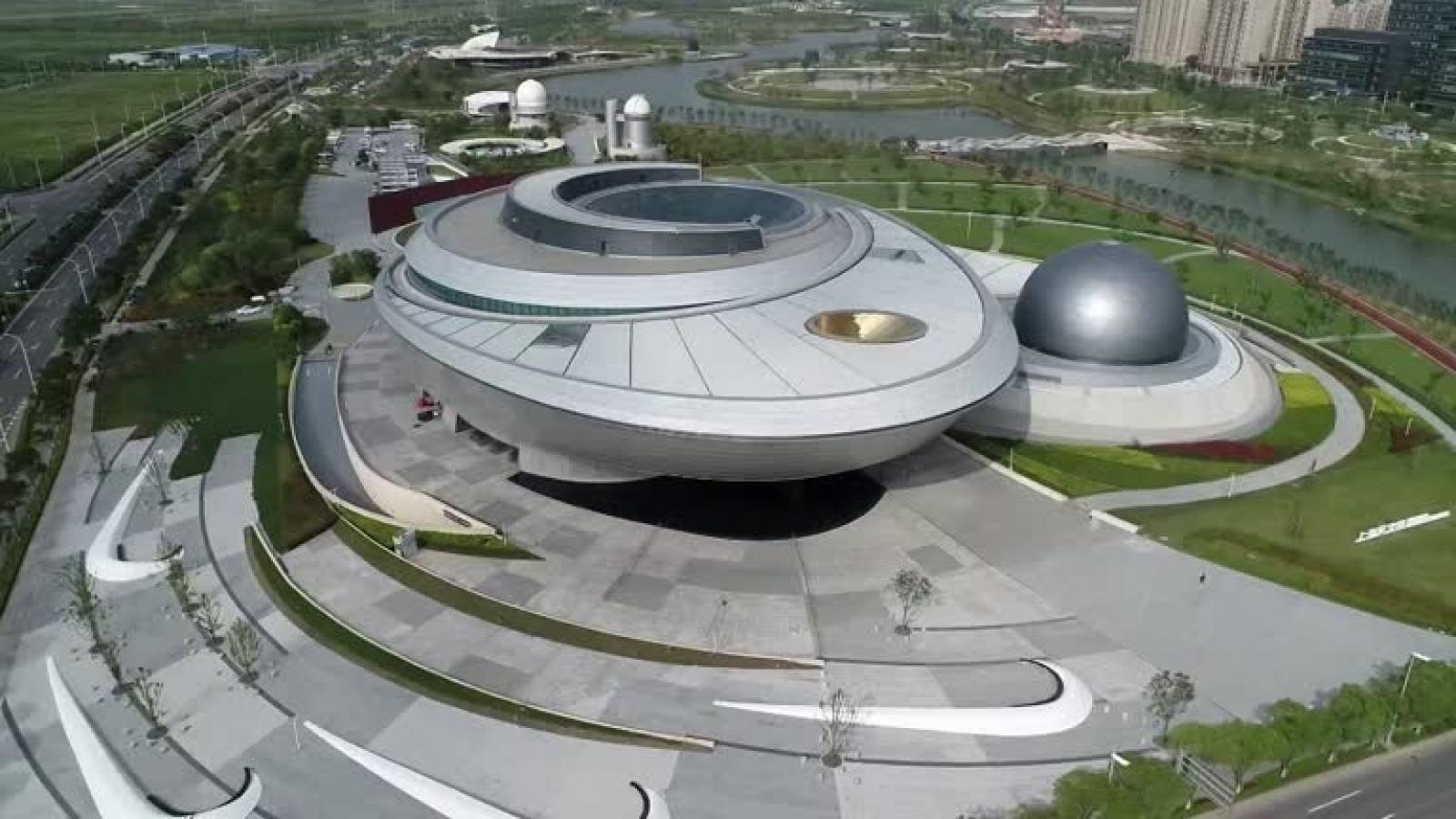 Bảo tàng Thiên văn học lớn nhất thế giới đi vào hoạt động