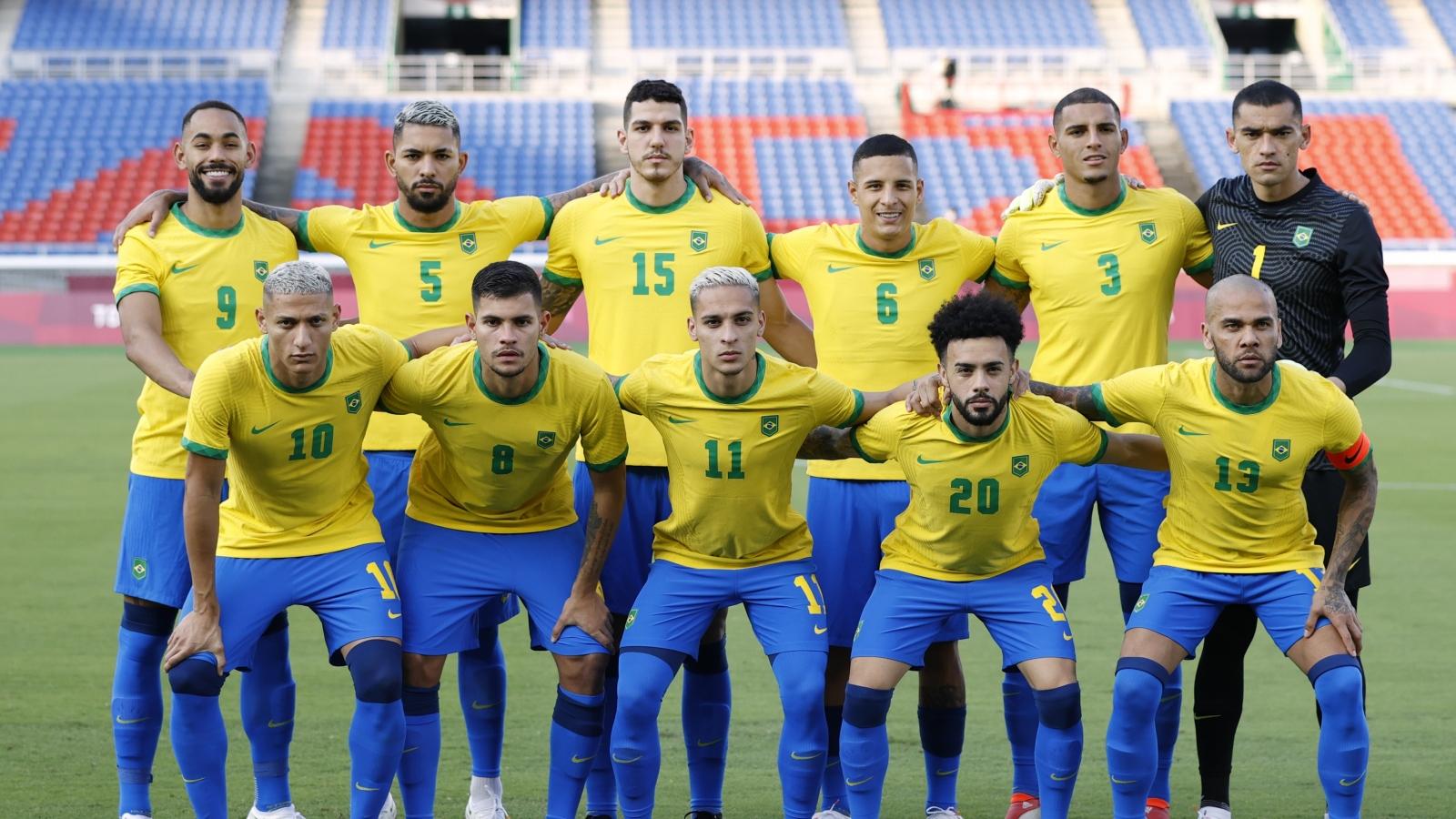 """TRỰC TIẾP Brazil 0-0 Bờ Biển Ngà: Sao MU """"gánh team"""""""