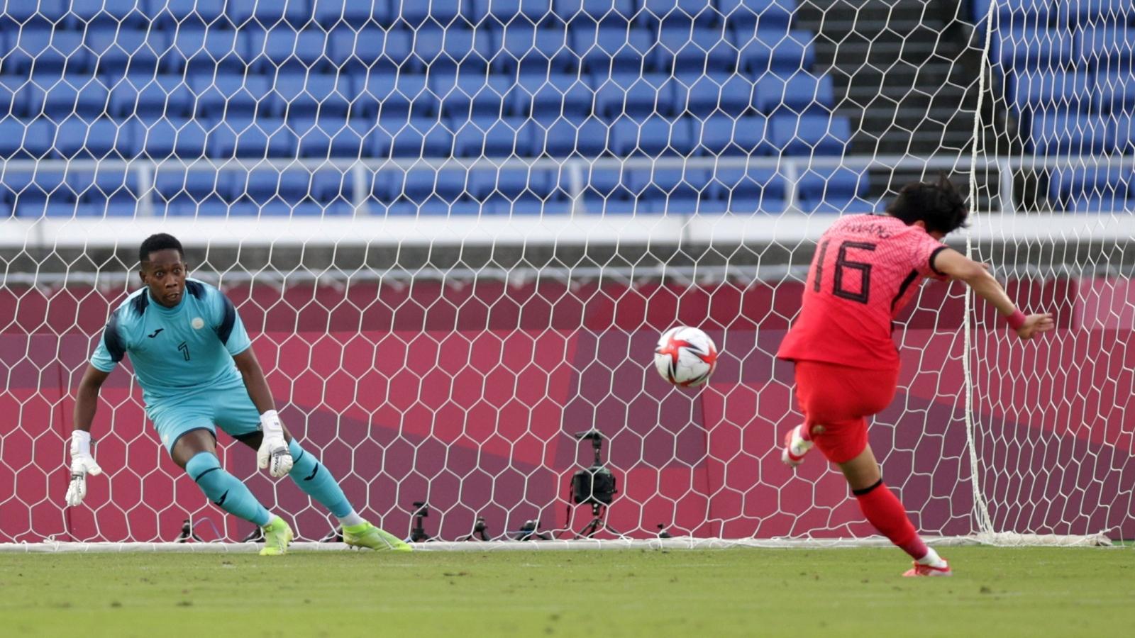 TRỰC TIẾP Hàn Quốc 2-0 Honduras: Thẻ đỏ trực tiếp