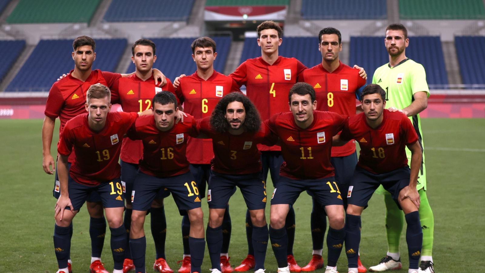 Tứ kết bóng đá nam Olympic Tokyo: Tây Ban Nha đấu Bờ Biển Ngà, Brazil gặp Ai Cập