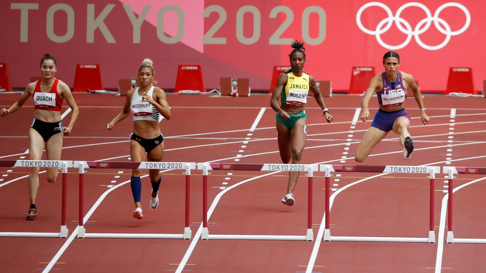 Quách Thị Lan nói gì khi vào bán kết 400m rào nữ tại Olympic Tokyo?