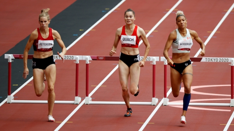 Lan first local track-and-field athlete to reach semi-finals at Tokyo Olympics