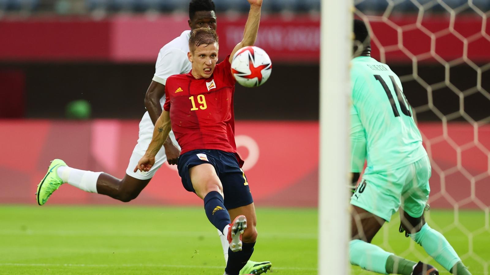 TRỰC TIẾP Tây Ban Nha 1-1 Bờ Biển Ngà: Căng như dây đàn