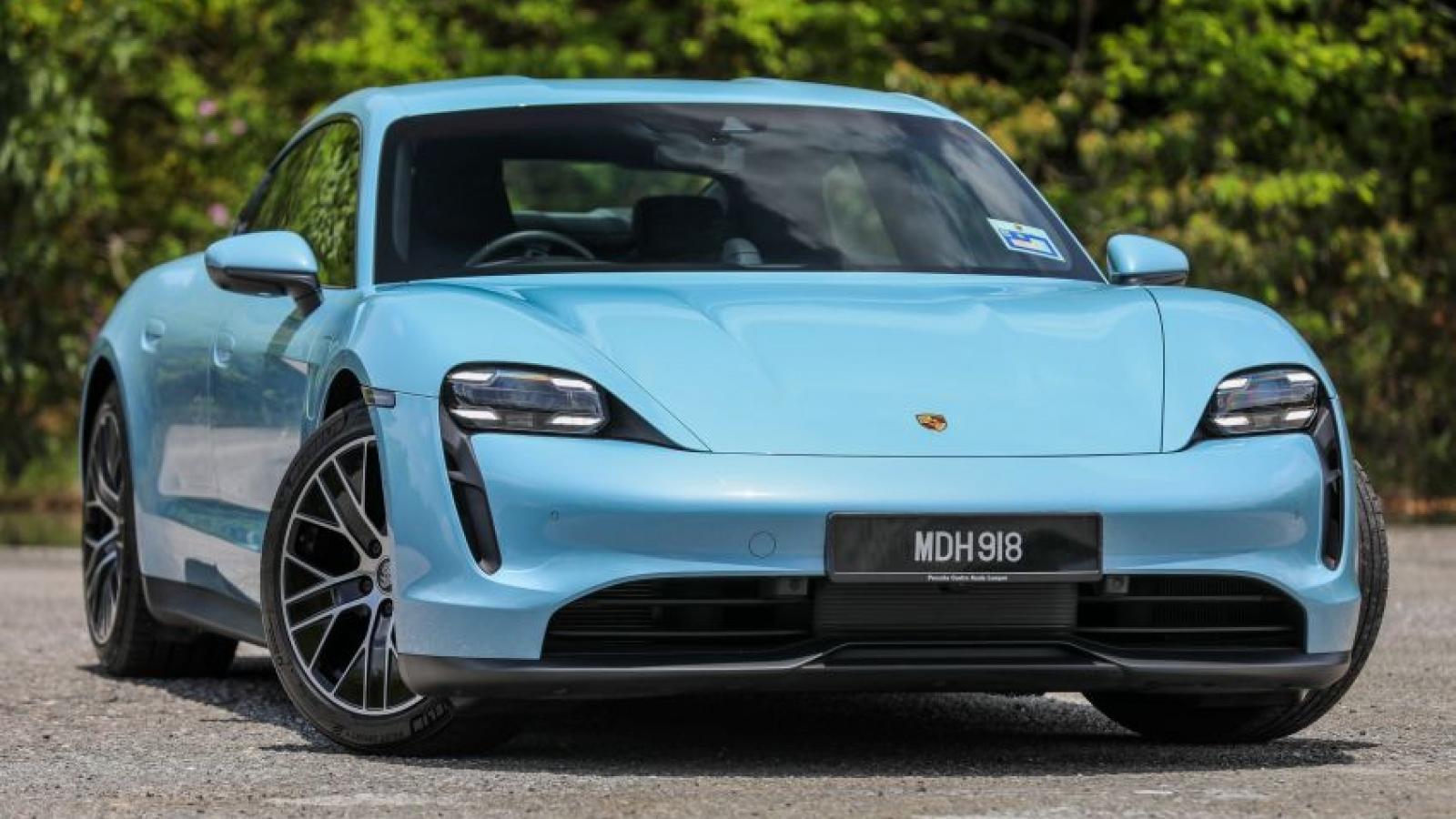 Porsche ghi nhận doanh số bán hàng nửa đầu năm rực rỡ