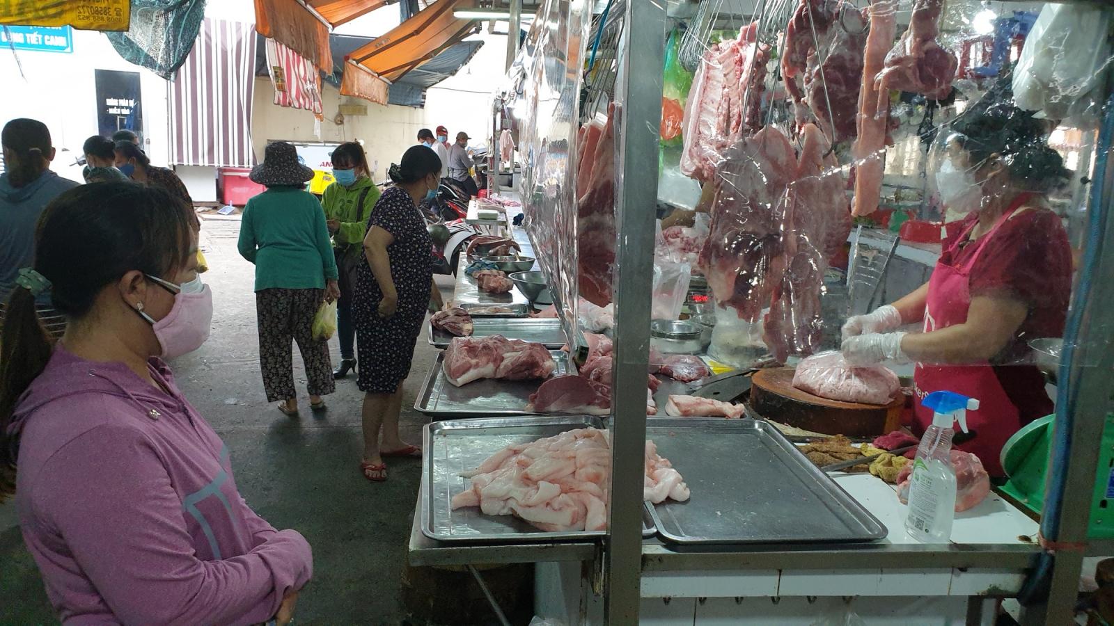 Danh sách chợ còn hoạt động tại TP. Hồ Chí Minh