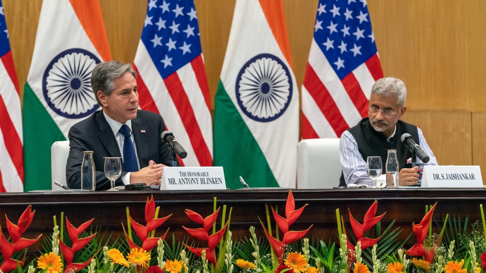 Mỹ tặng 25 triệu USD cho chương trình vaccine Covid-19 của Ấn Độ