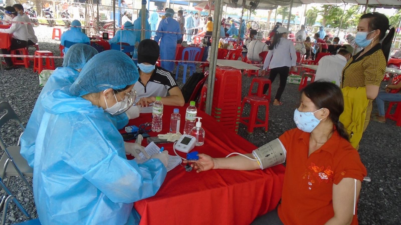 TP.HCM tạm ngưng mua bán trực tiếp tại chợ đầu mối Bình Điền