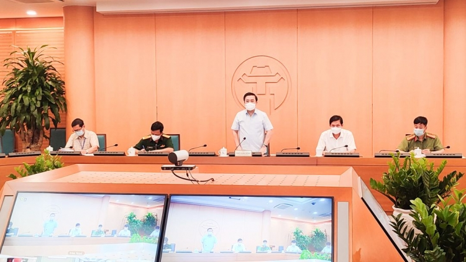 Nguy cơ dịch COVID-19 ở Hà Nội vẫn rất cao, tuyệt đối không được chủ quan