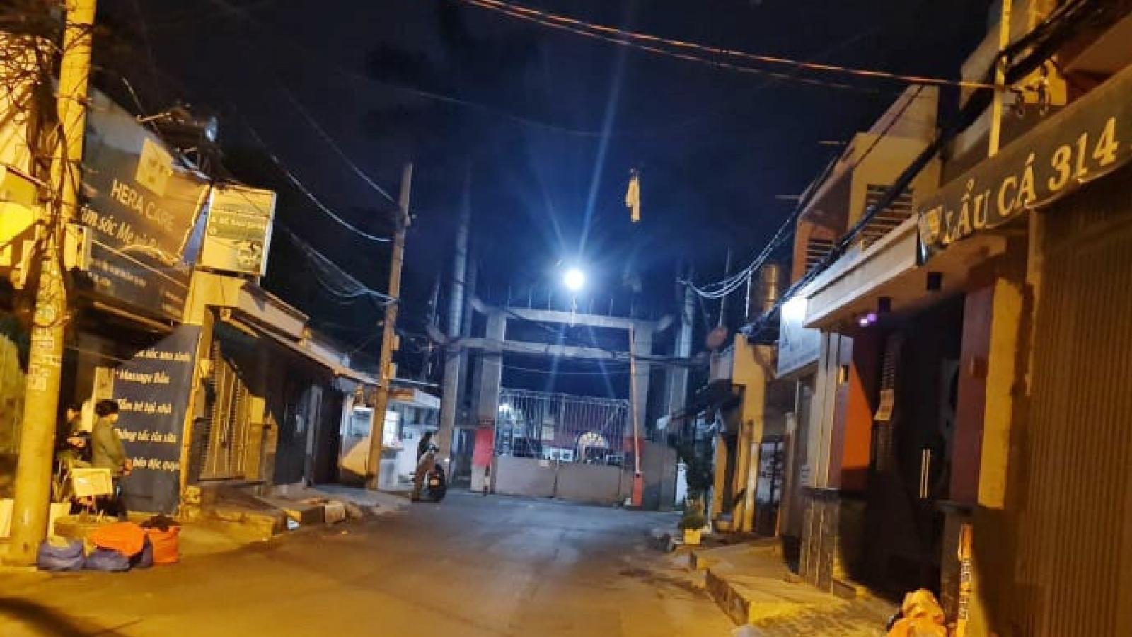 Công an TP.HCM thông tin về vụ gây rối tại Trại tạm giam Chí Hòa