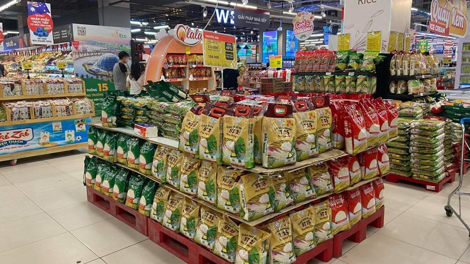 Hà Nội đảm bảo lưu thông, cung ứng hàng hóa trên địa bàn