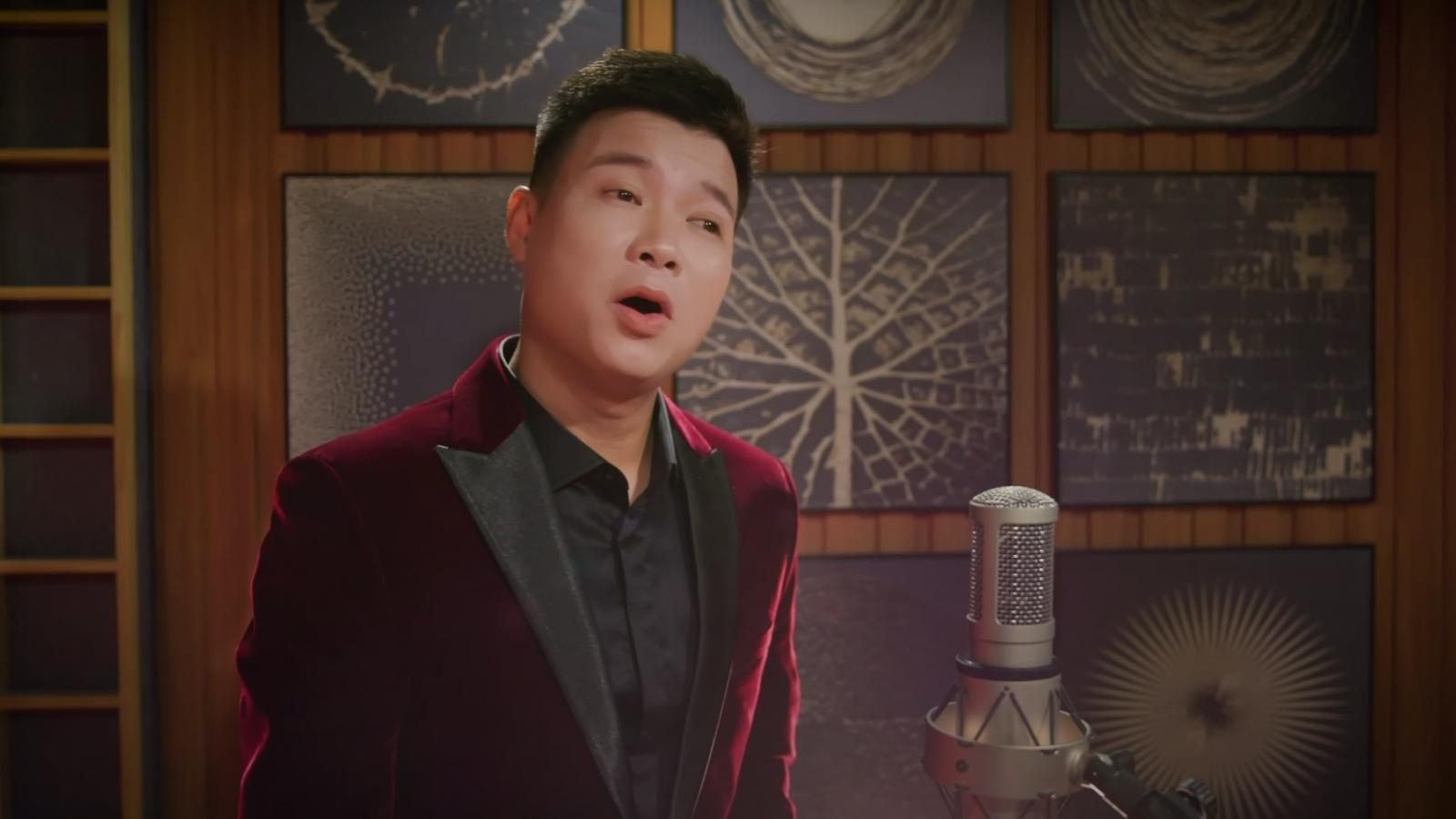 """Vũ Thắng Lợi """"thần tốc"""" ra MV cỗ vũ Sài Gòn kiên cường chống dịch Covid-19"""