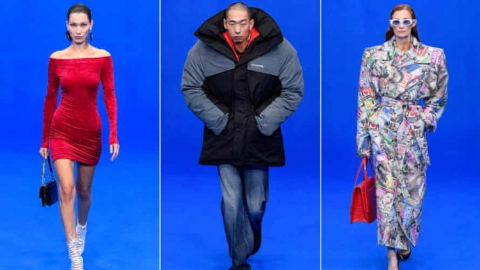 Những nhà thiết kế tạo nên thành công của đế chế thời trang Balenciaga