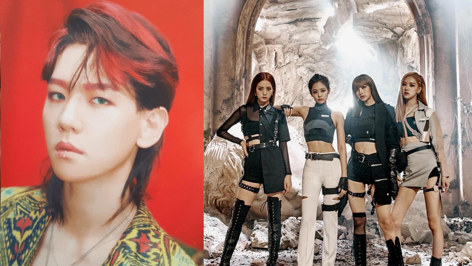 Những xu hướng thời trang nhanh chóng gây sốt sau khi được thần tượng K-pop lăng xê