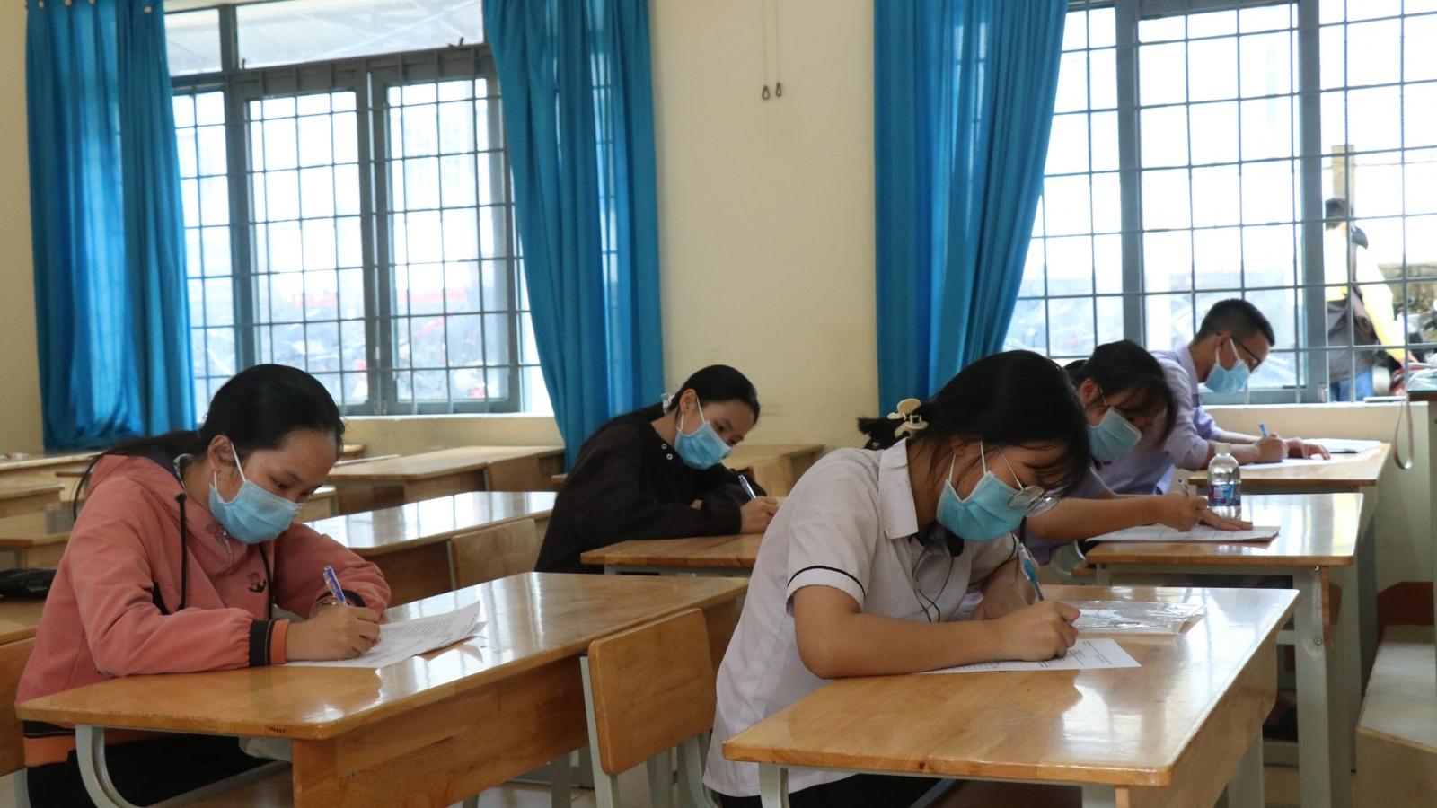 Đắk Lắk đề xuất xét đặc cách tốt nghiệp THPTcho các thí sinh thi đợt 2