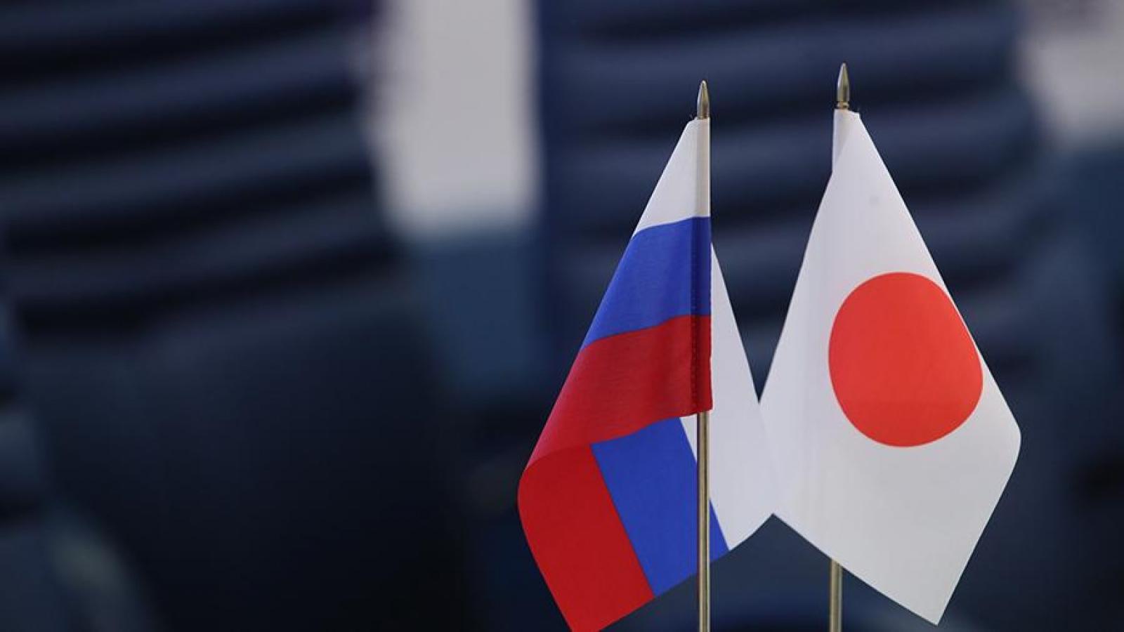 Quan hệ Nga, Nhật Bản lại căng thẳng vì đảo tranh chấp