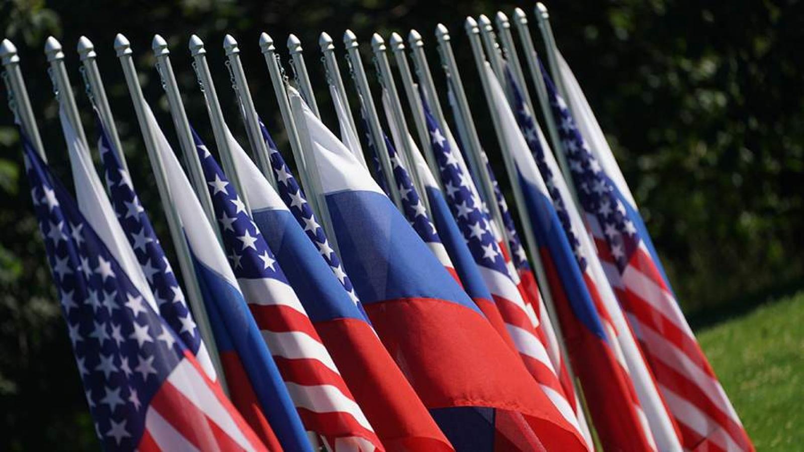 Nga, Mỹ thảo luận về ổn định chiến lược, giảm thiểu rủi ro