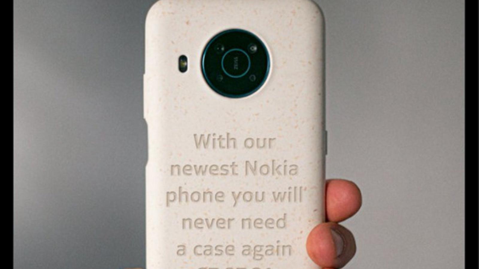 Nokia gợi ý sắp tung smartphone siêu bền bỉ