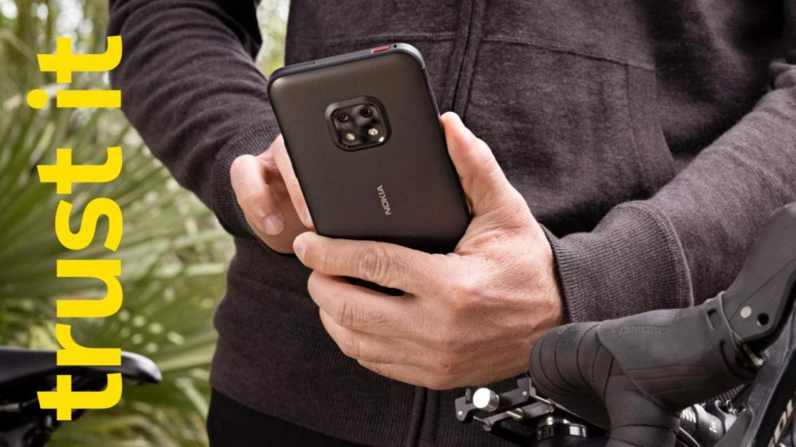 HMD Global lần đầu tiên tung smartphone Nokia siêu bền bỉ