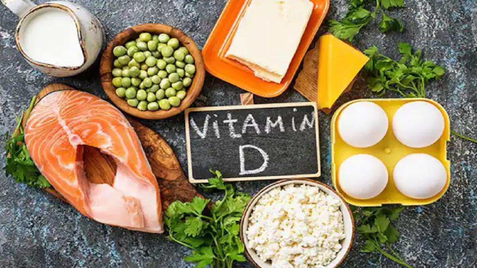 Những cách hiệu quả để bổ sung vitamin D cho cơ thể