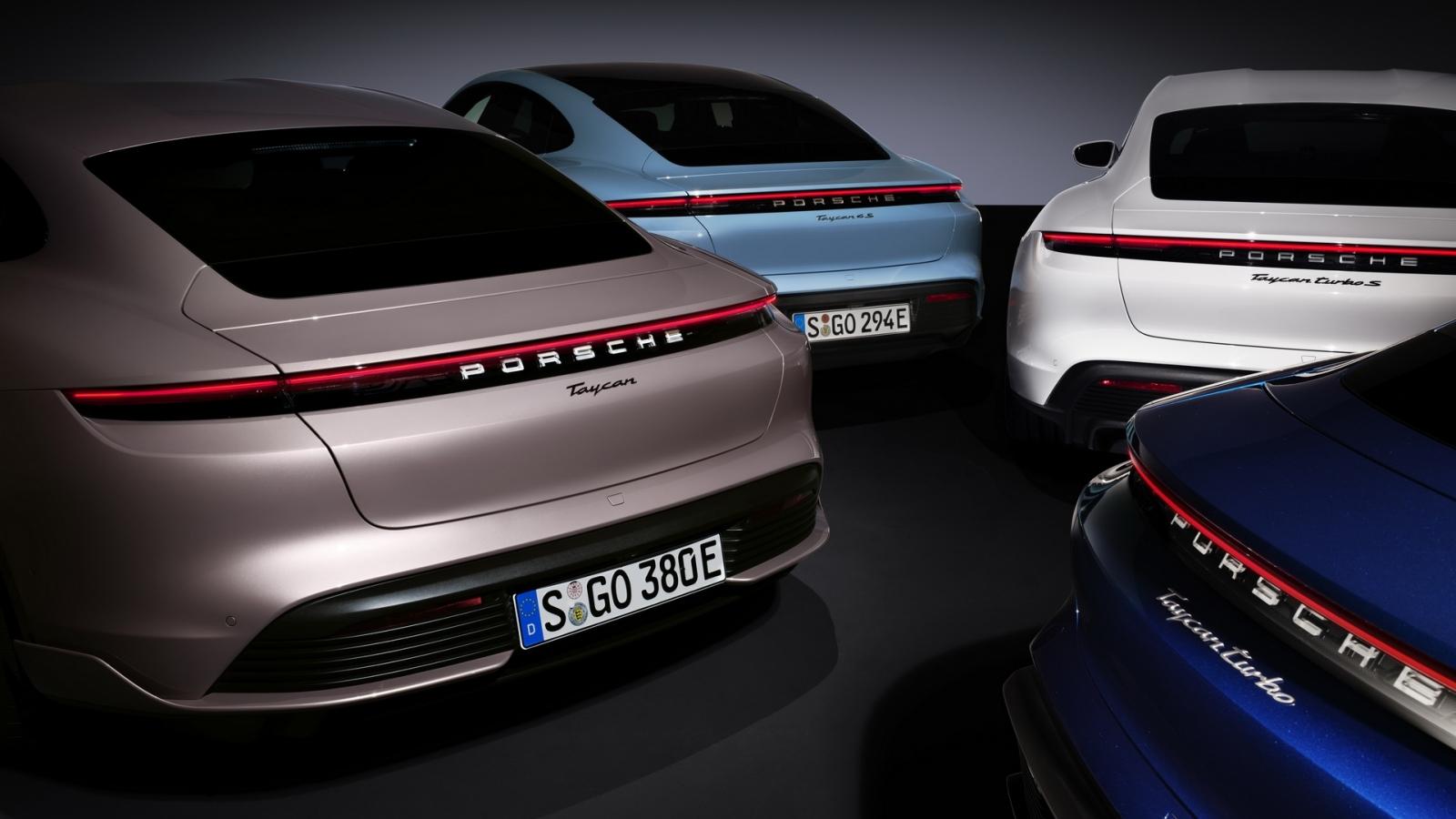 Porsche xác nhận sẽ thu hồi Taycan do sự cố mất điện đột ngột