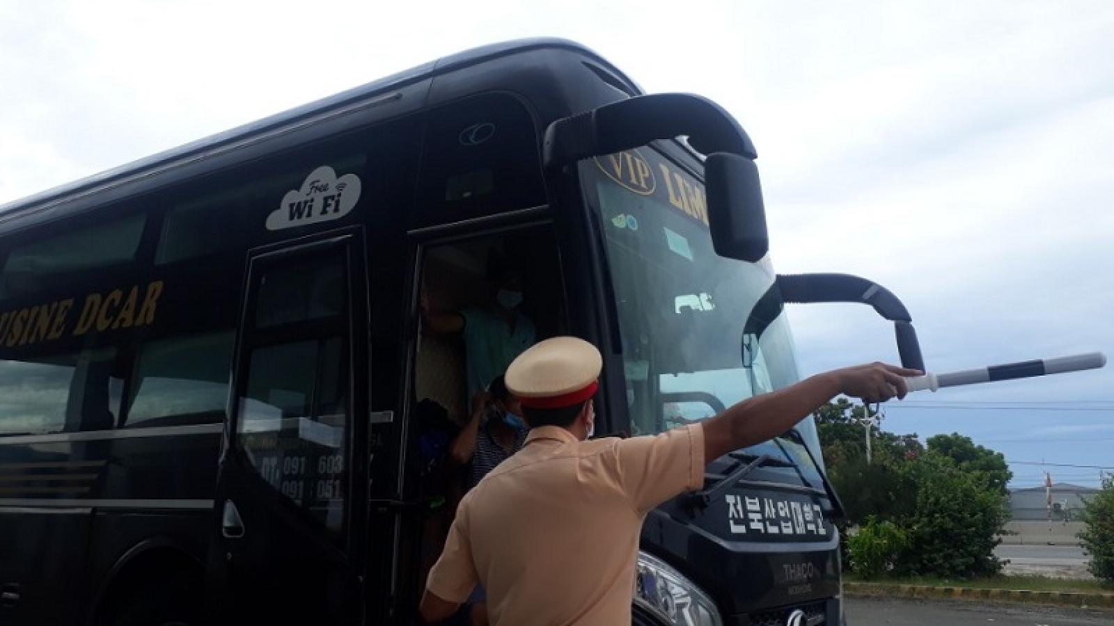 Bình Thuận sẽ đón người từ vùng dịch về tỉnh