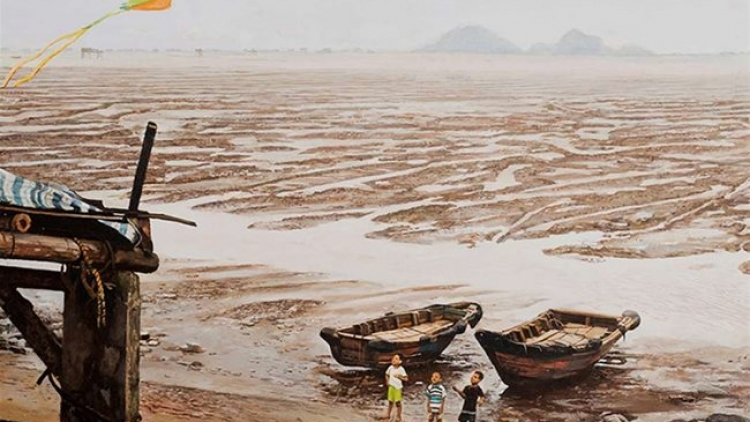 Environment-themed online exhibition features Vietnamese, foreign artists