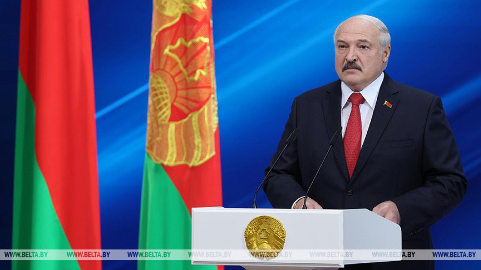 Belarusđóng cửa hoàn toàn biên giới với Ukraina