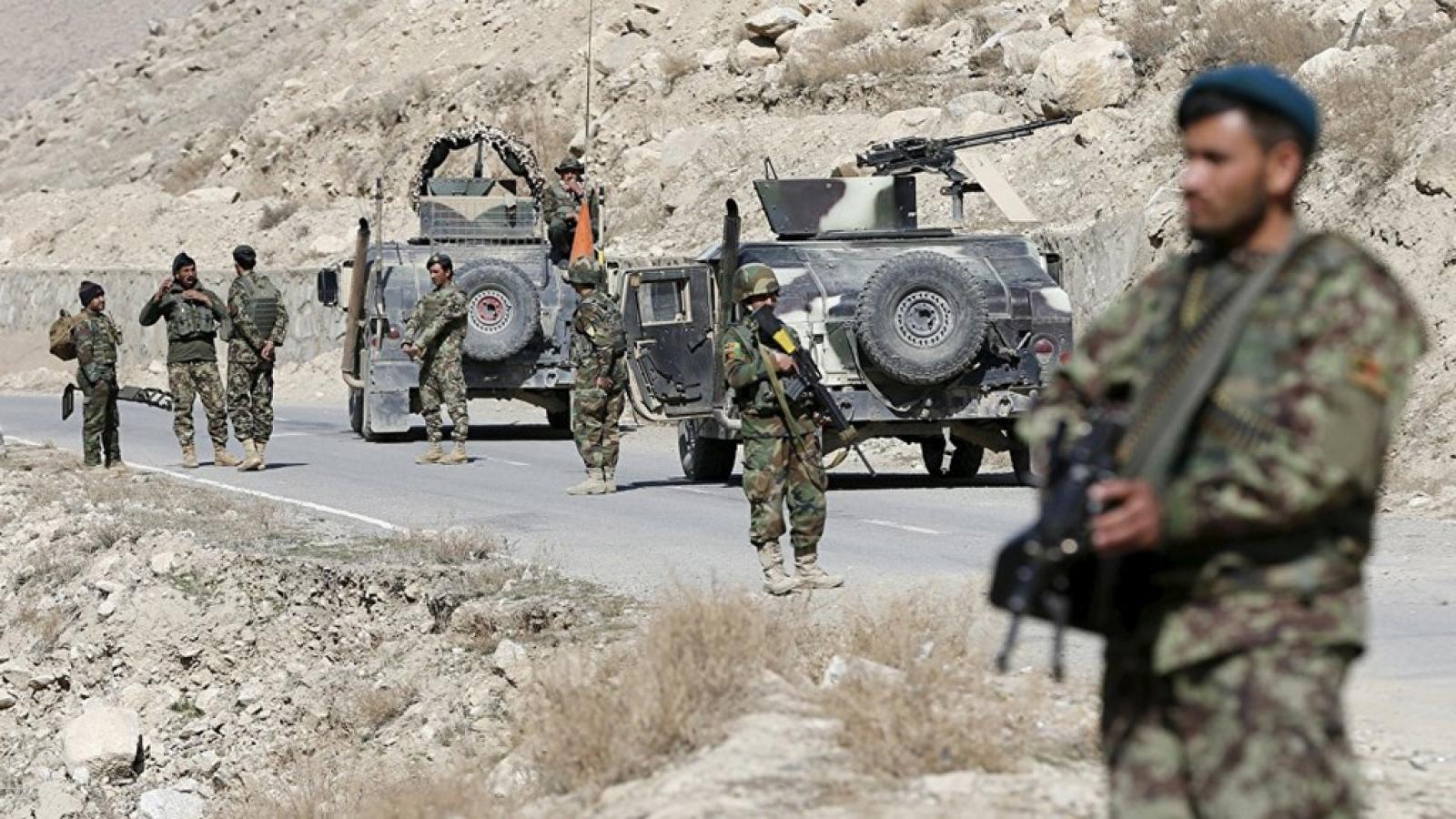 Afghanistan kêu gọi cộng đồng quốc tế ngăn chặn các hành động tàn bạo của Taliban