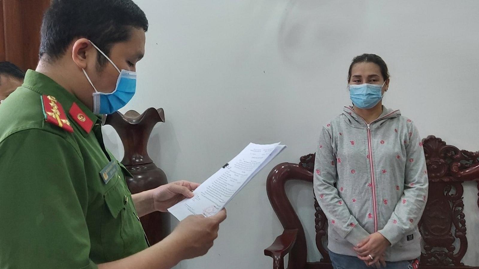 Đà Nẵng bắt giữ 2 đối tượng cho vay nặng lãi 1%/ngày