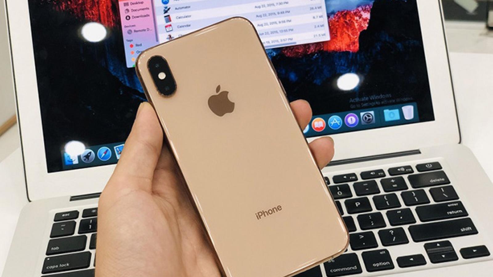 """Cảnh giác trước làn sóng iPhone """"pin ảo"""" 100% đang được rao bán"""