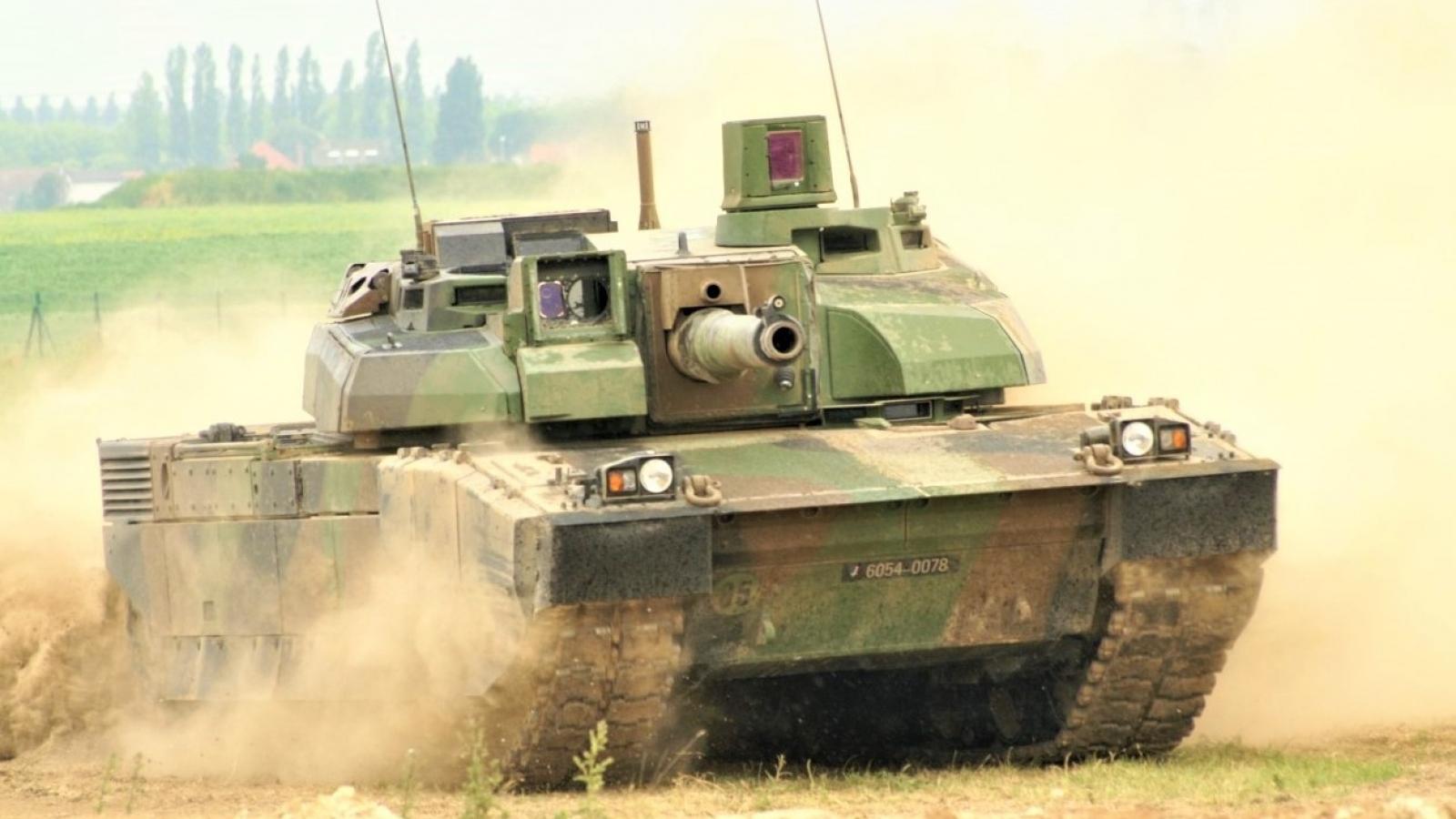 Xe tăng Leclerc của Pháp được hiện đại hóa theo hướng nào?