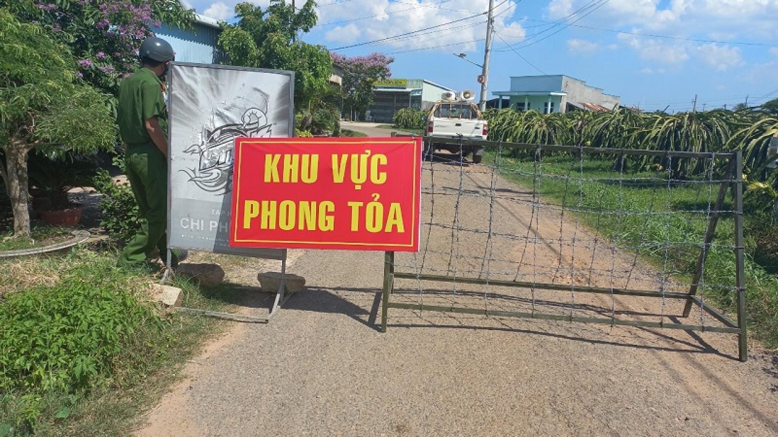 Bình Thuận ghi nhận trường hợp dương tính SARS-CoV-2 về từ Đồng Nai