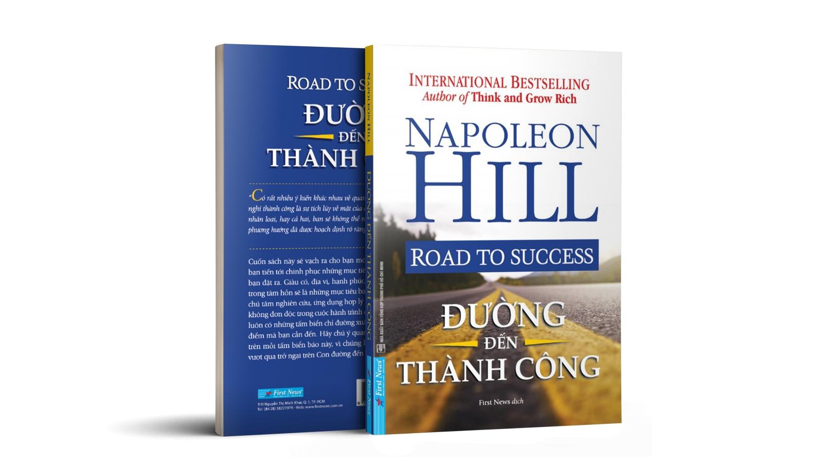 """""""Đường đến thành công"""" của Napoleon Hill: 15 biển báo để không lạc đường"""