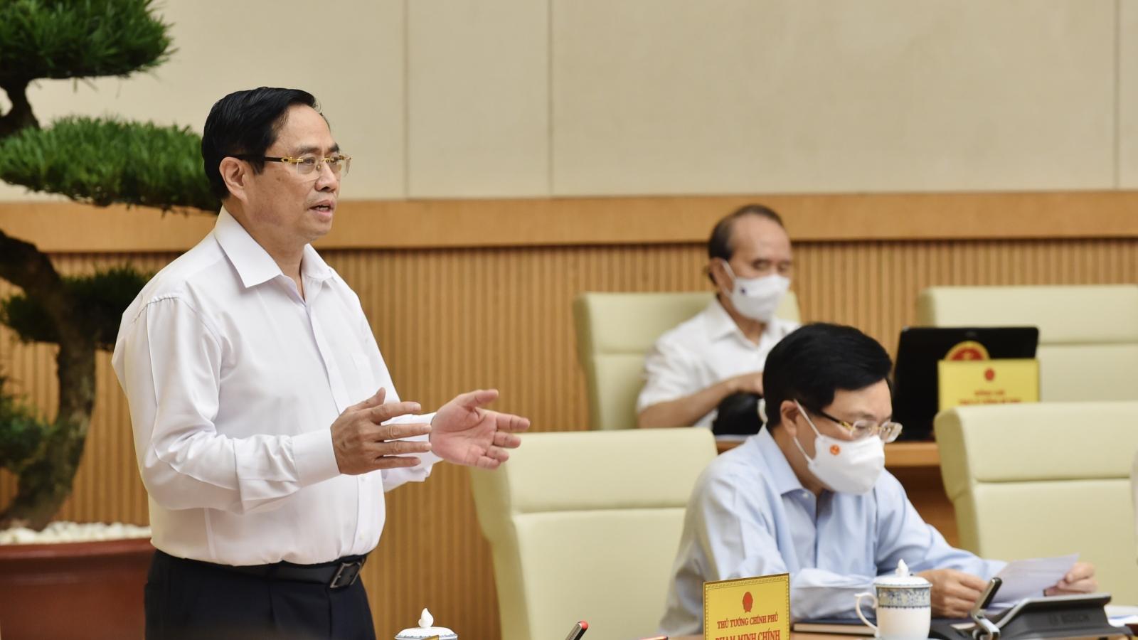Những điểm nhấn trong Nghị quyết phiên họp Chính phủ thường kỳ tháng 6