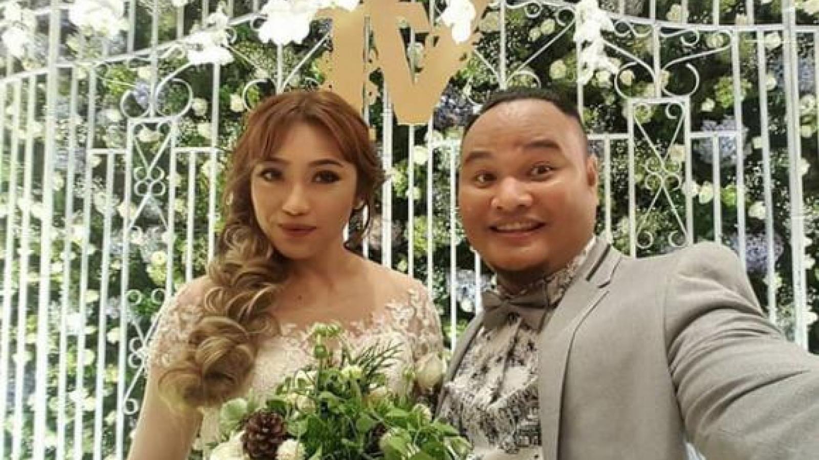 Chuyện showbiz: Ca sĩ Lương Minh Trang và Vinh Râu ly hôn sau 6 năm gắn bó